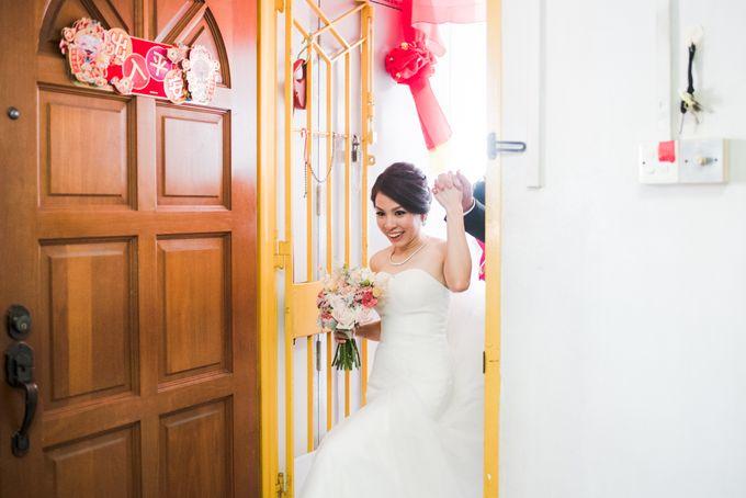 Wedding Day of Jade and Owen at Marina Mandarin Singapore by oolphoto - 024