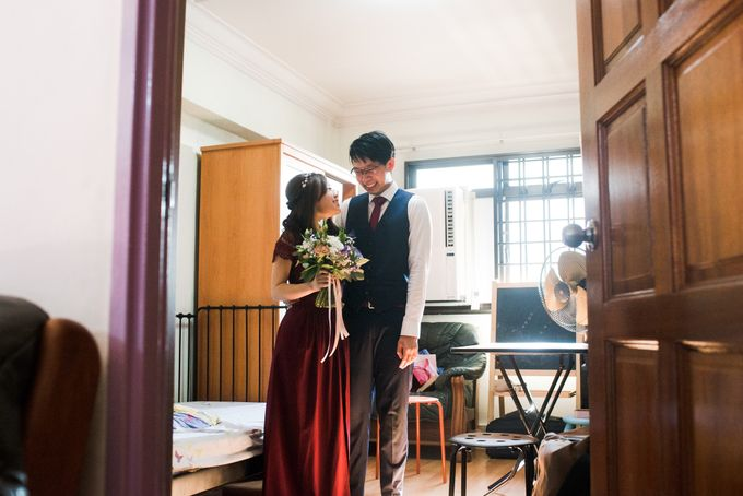 Church Wedding Queenstown Singapore by oolphoto - 025