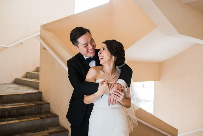 Wedding Day of Jade and Owen at Marina Mandarin Singapore by oolphoto - 029