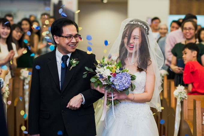 Church Wedding Queenstown Singapore by oolphoto - 029