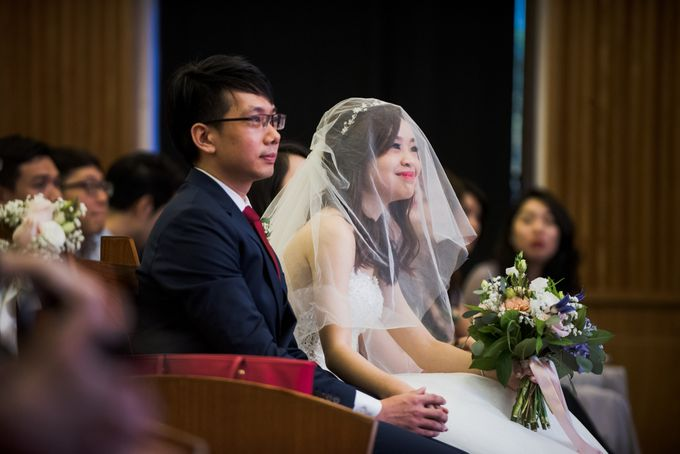 Church Wedding Queenstown Singapore by oolphoto - 031