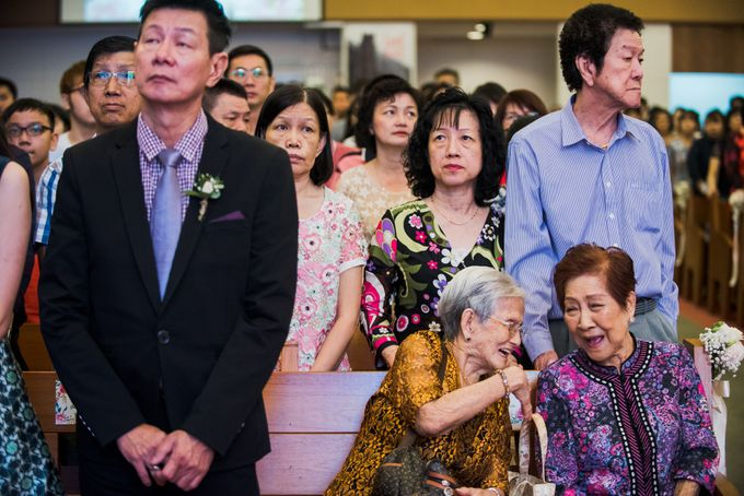 Church Wedding Queenstown Singapore by oolphoto - 033