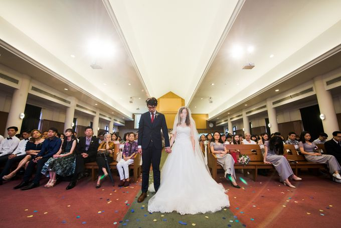 Church Wedding Queenstown Singapore by oolphoto - 035