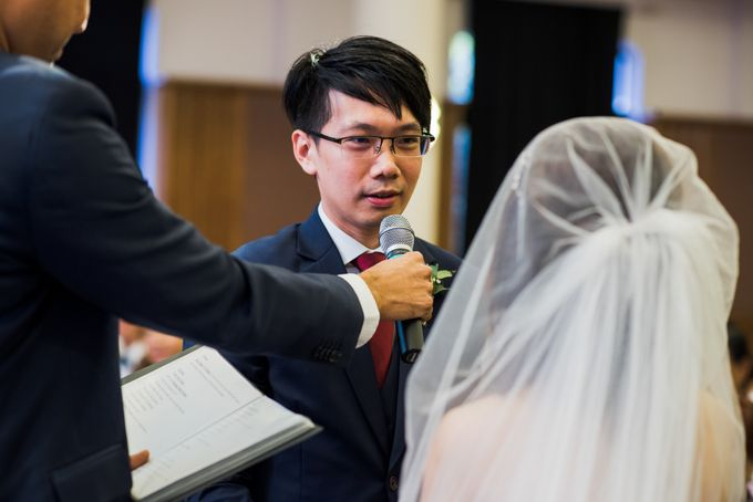 Church Wedding Queenstown Singapore by oolphoto - 036