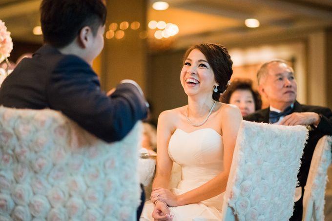 Wedding Day of Jade and Owen at Marina Mandarin Singapore by oolphoto - 037