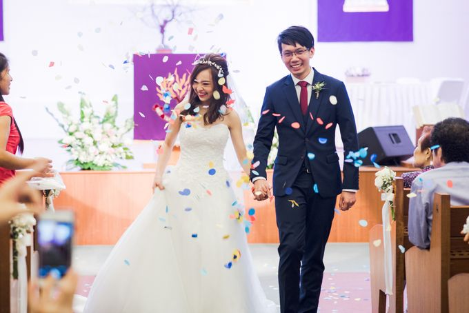 Church Wedding Queenstown Singapore by oolphoto - 039