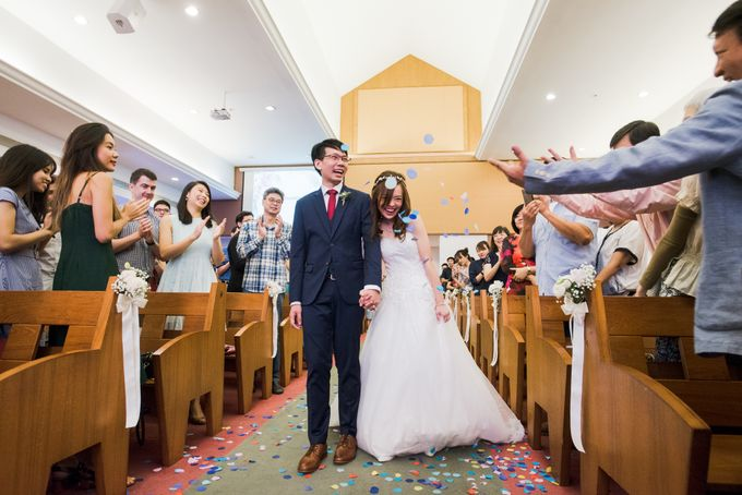 Church Wedding Queenstown Singapore by oolphoto - 040