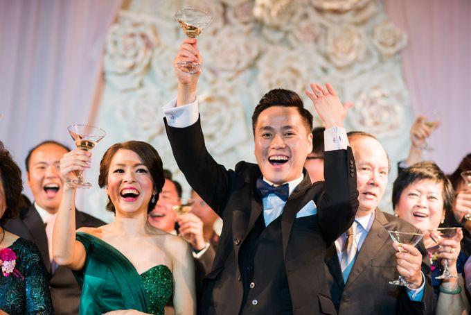 Wedding Day of Jade and Owen at Marina Mandarin Singapore by oolphoto - 041