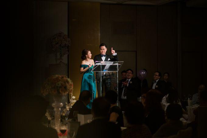 Wedding Day of Jade and Owen at Marina Mandarin Singapore by oolphoto - 044