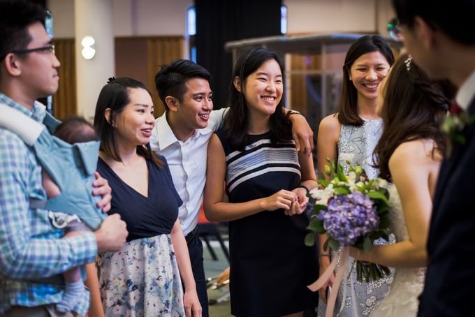 Church Wedding Queenstown Singapore by oolphoto - 045