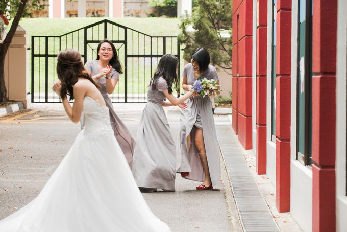 Church Wedding Queenstown Singapore by oolphoto - 047