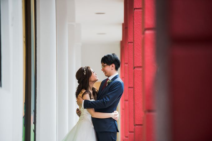 Church Wedding Queenstown Singapore by oolphoto - 048
