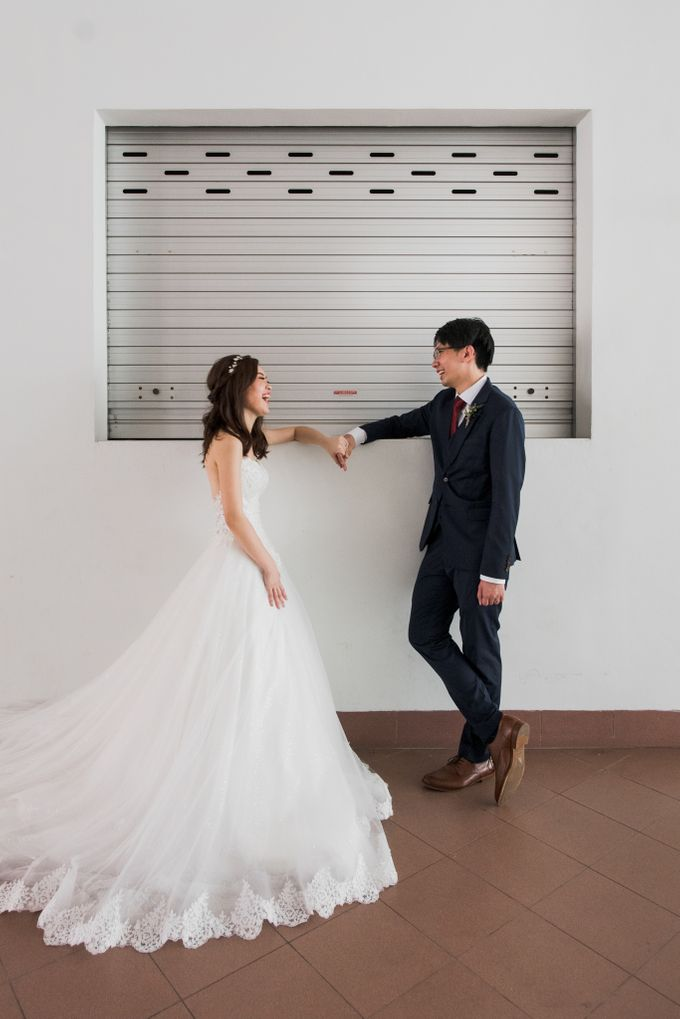 Church Wedding Queenstown Singapore by oolphoto - 049