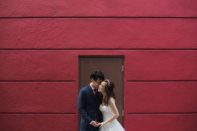 Church Wedding Queenstown Singapore by oolphoto - 050