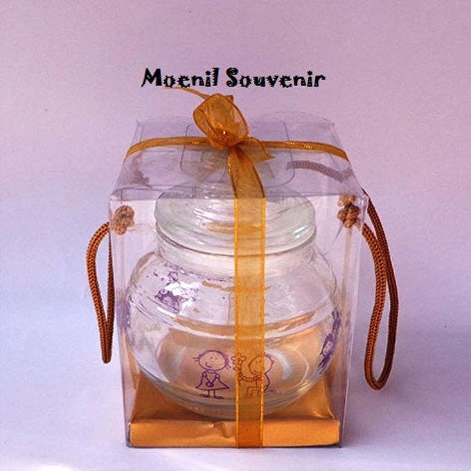 Gelas, Mug, Asbak kaca :) by Moenil Souvenir - 019