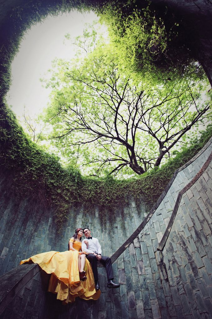 Piet & Febrina Singapore Prewedding by PICTUREHOUSE PHOTOGRAPHY - 001