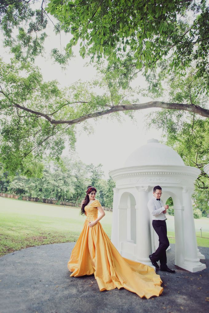 Piet & Febrina Singapore Prewedding by PICTUREHOUSE PHOTOGRAPHY - 002