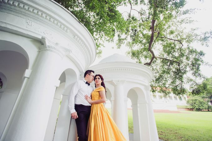Piet & Febrina Singapore Prewedding by PICTUREHOUSE PHOTOGRAPHY - 004