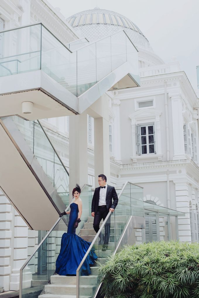 Piet & Febrina Singapore Prewedding by PICTUREHOUSE PHOTOGRAPHY - 007