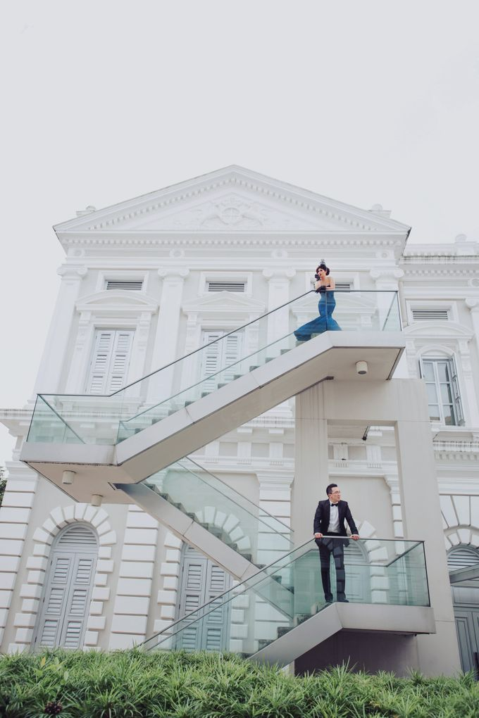 Piet & Febrina Singapore Prewedding by PICTUREHOUSE PHOTOGRAPHY - 009
