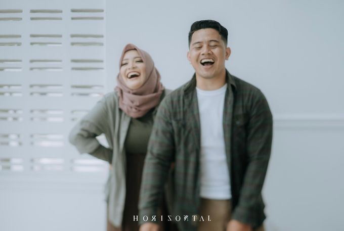 Prewedding Nidan // Caca by Horizontal Studio - 011