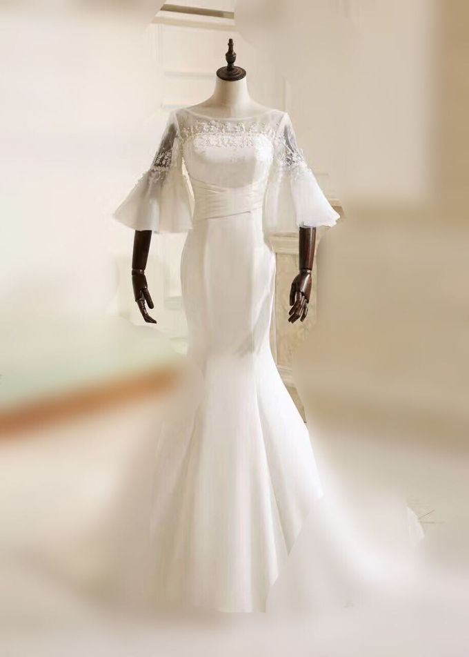Beautiful Bridal Gowns by Makeupwifstyle - 016