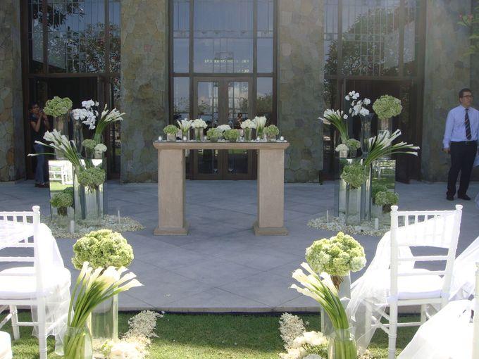 Simple Decorations by d'Oasis Florist & Decoration - 002