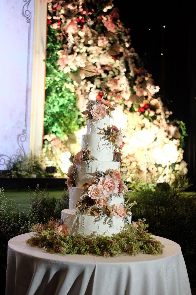 The Wedding of Yosep & Livita by KAIA Cakes & Co. - 003