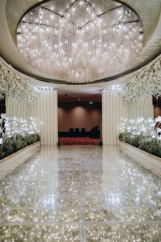 The Wedding Of Bernard & Cornellia by GLOW LIGHT - 004