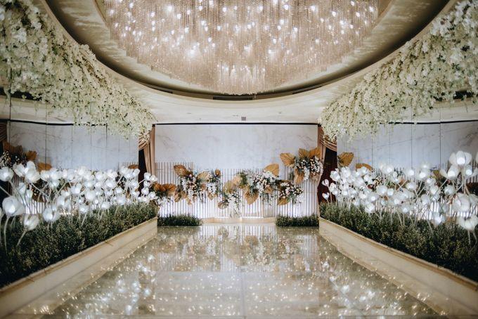 The Wedding Of Bernard & Cornellia by GLOW LIGHT - 003