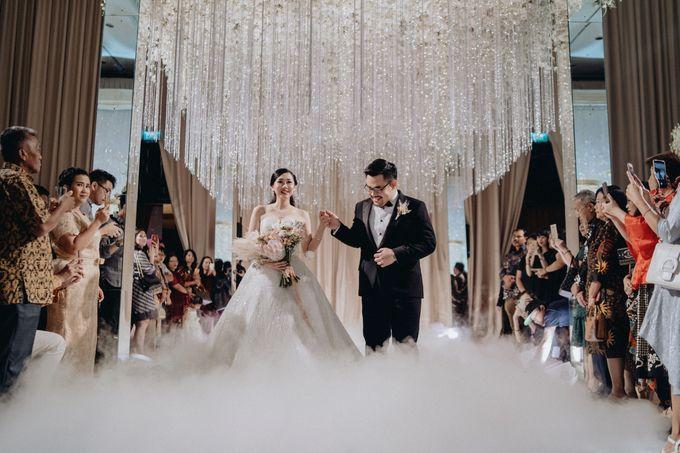 The Wedding Of Bernard & Cornellia by GLOW LIGHT - 001