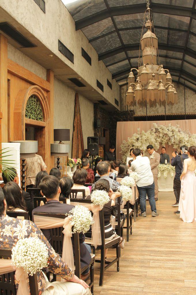 Mc Intimate Wedding Bunga Rampai Jakarta - Anthony Stevven by Anthony Stevven - 005
