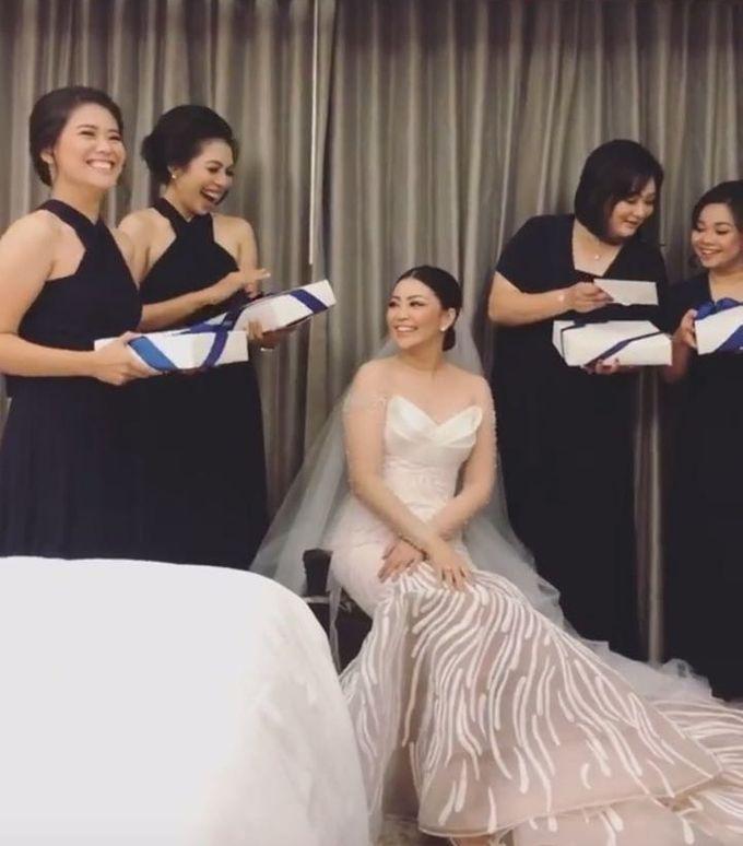 TINGGO YOVITA WEDDING by bridestore indonesia - 007
