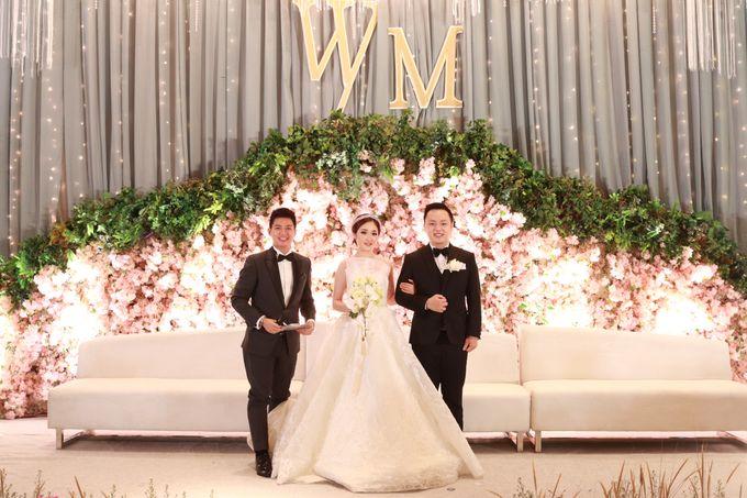 MC Wedding Double Tree Hotel Jakarta - Anthony Stevven by Anthony Stevven - 006