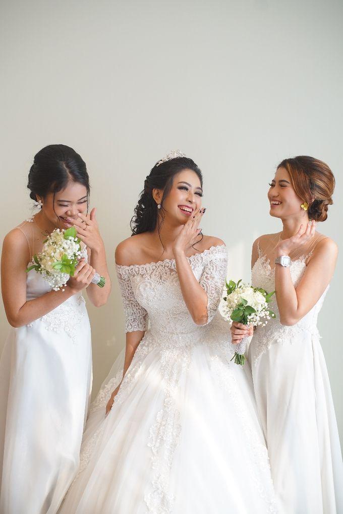 Wedding Of Hendarto & Rosdiana by Ohana Enterprise - 011