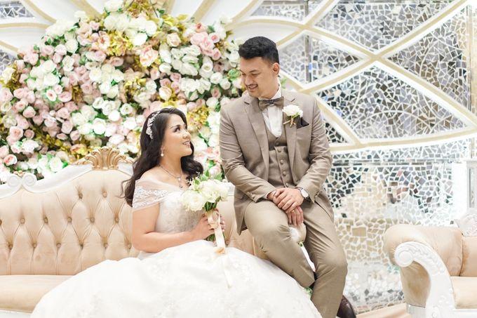 Wedding Of Adi & Pricilia by Ohana Enterprise - 023