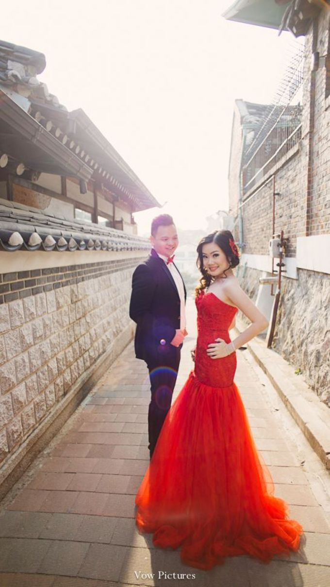 Fated to Love - Eldo and Adel Pre-Wedding by Antony by Vow Pictures - 004