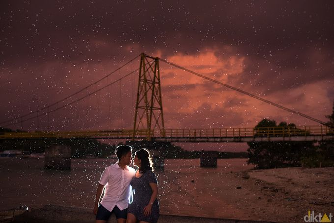 prewedding Haryo & Putri by diktatphotography - 001