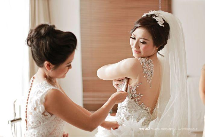 Fendy & Jeany Wedding by fotovela wedding portraiture - 023