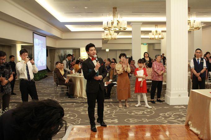 MC Wedding The Tribrata Dharmawangsa Hotel Jakarta - Anthony Stevven by Anthony Stevven - 014