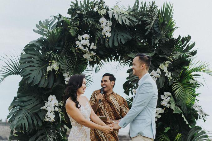 Michael & Medy Wedding by Nagisa Bali - 009