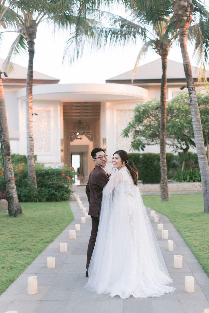 CHELSEA AND BOBBY WEDDING by Bramanta Wijaya Sposa - 045