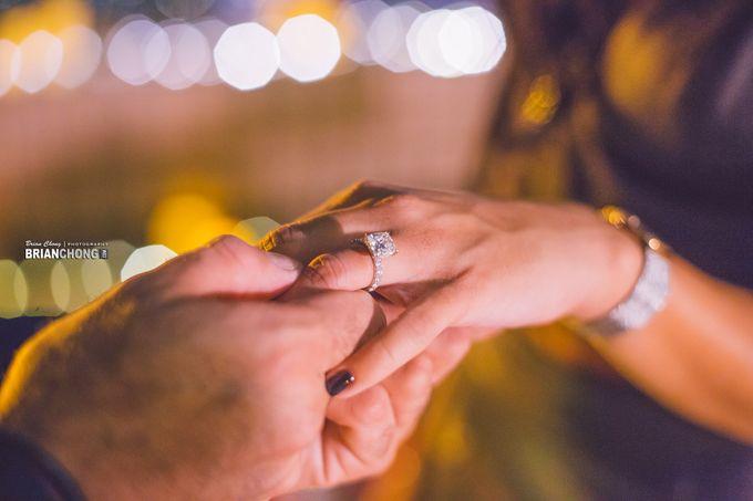 Marriage Proposal in Hong Kong by Brian Chong Photography - 006