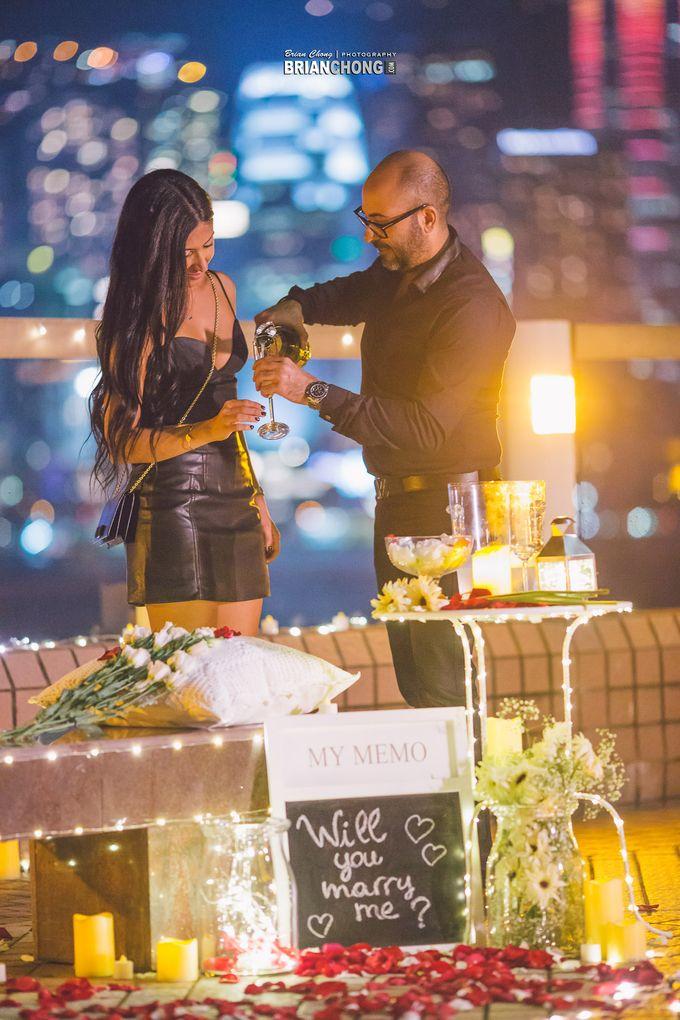Marriage Proposal in Hong Kong by Brian Chong Photography - 009