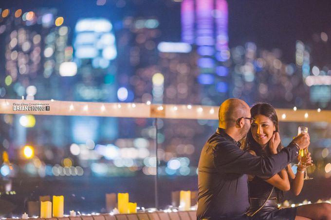 Marriage Proposal in Hong Kong by Brian Chong Photography - 011