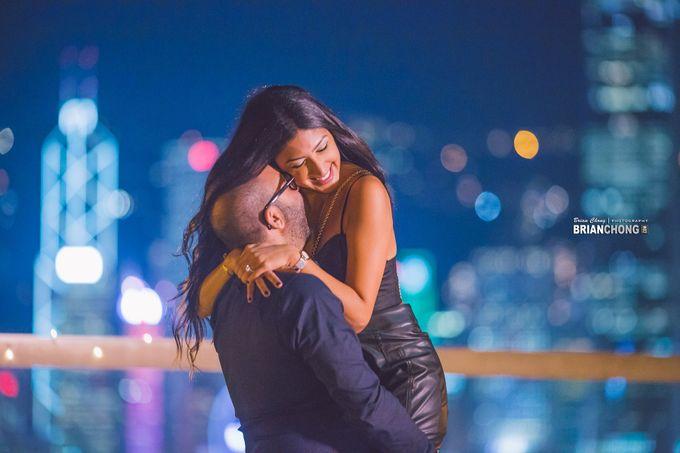 Marriage Proposal in Hong Kong by Brian Chong Photography - 013