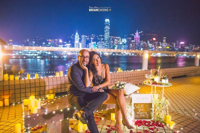 Marriage Proposal in Hong Kong by Brian Chong Photography - 014