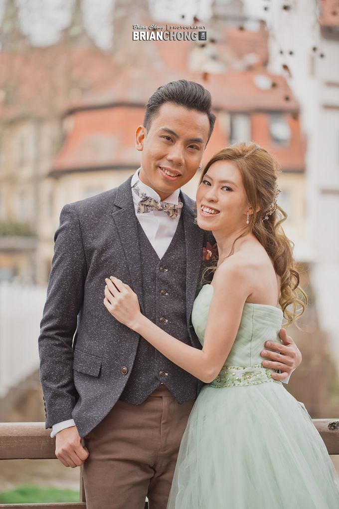 Germany Pre-Wedding Photography by Brian Chong Photography - 004