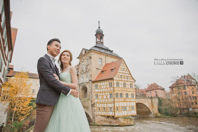 Germany Pre-Wedding Photography by Brian Chong Photography - 005