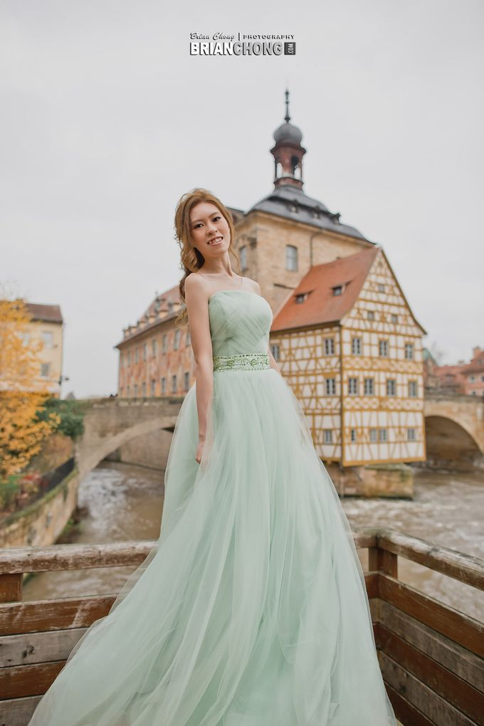 Germany Pre-Wedding Photography by Brian Chong Photography - 006